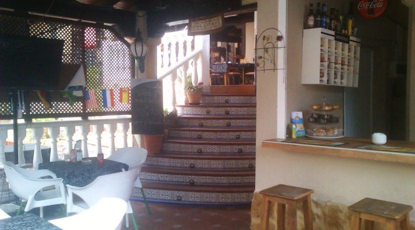fonds de commerce-com03214 escalier