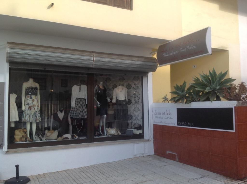 Tenerife, Boutique de vêtements