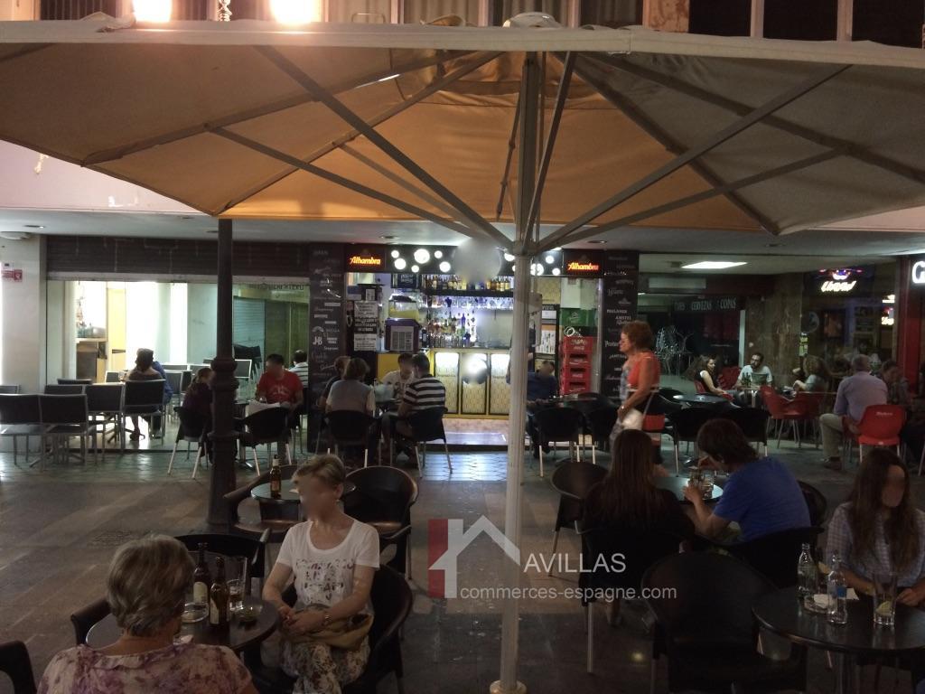 Alicante, Bar-Cocktails centre ville