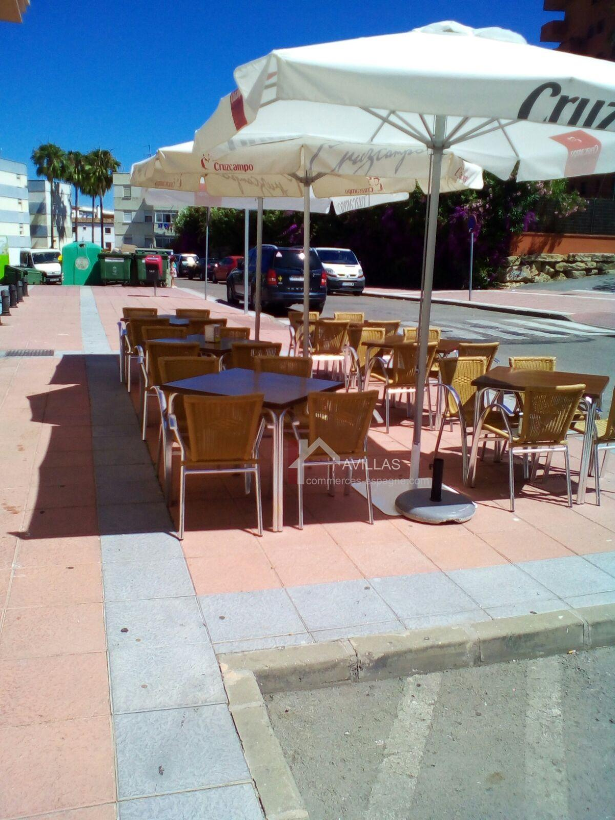 Estepona, Restaurant Bar