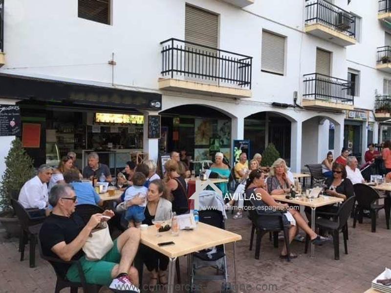 Altéa, Café-Glacier-Gaufres-Crêpes, Centre Ville