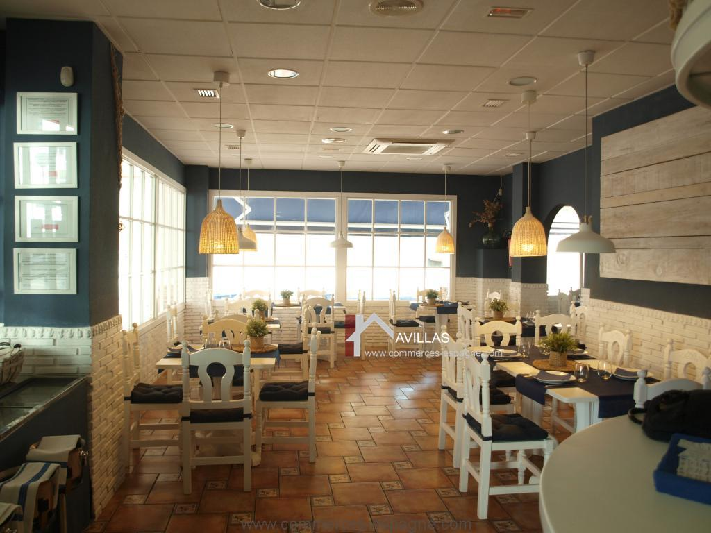 El Campello, Bar, Restaurant terrasse vue mer