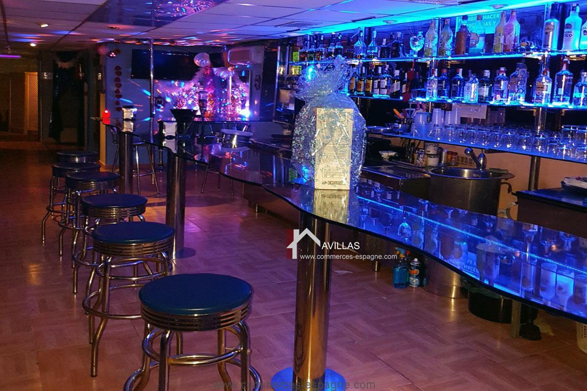 Alicante, bar de nuit Adultes, pour couples échangistes