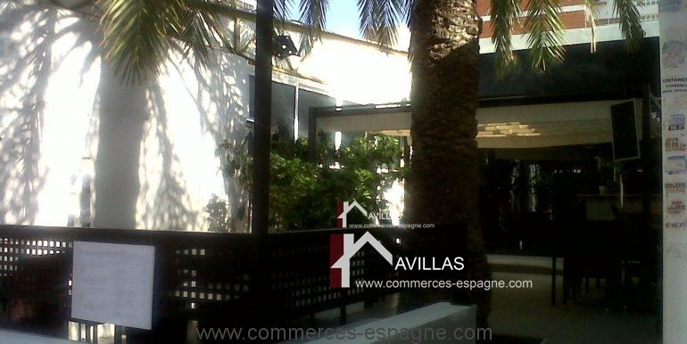 Alicante-avillas commerces espagne
