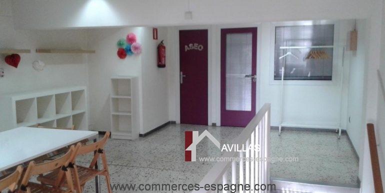 blanes-boulangerie-mis-dulces-étage-toilettes-COM17017