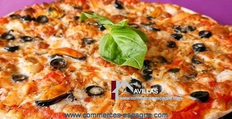pizzeria a vendre torrevieja