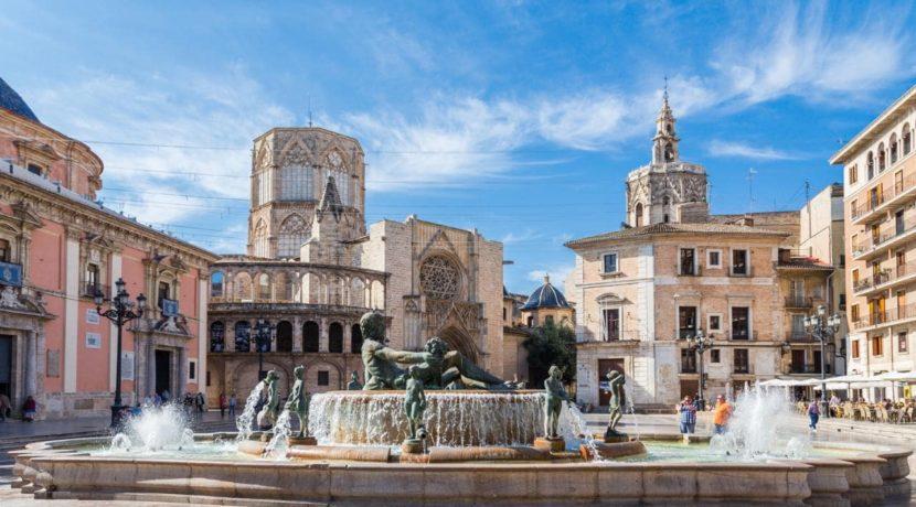 Valencia-avillas commerces espagne