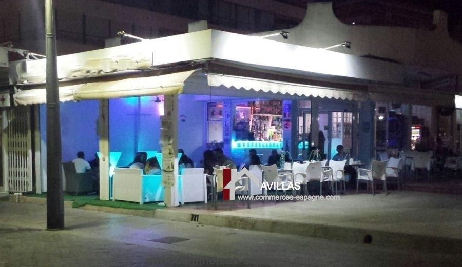 Benidorm, Bar, Cafeteria, Glacier