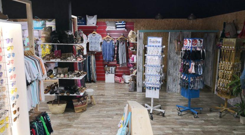 commerces-espagne-com35047-el campello-magasin de vétements-entrée