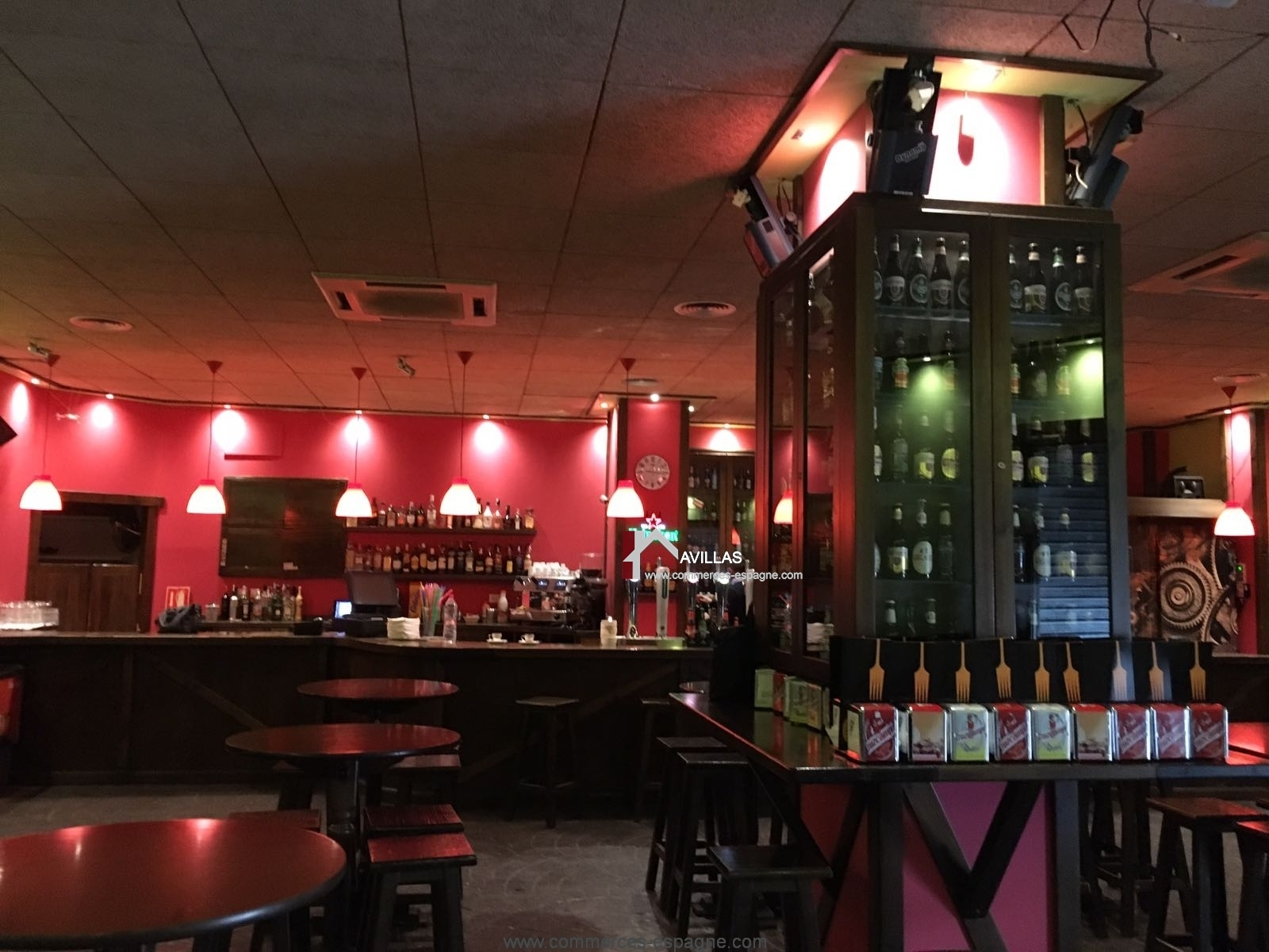 Santa Pola, Bar à bière, Costa Blanca