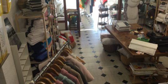 Boutique linge de maison, Rosas, Costa Brava