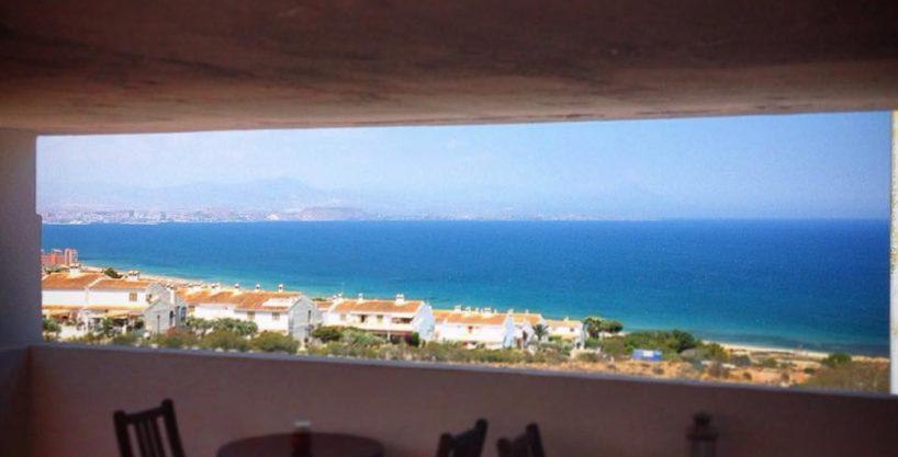 Alicante, Bar Restaurant vue mer, Costa Blanca