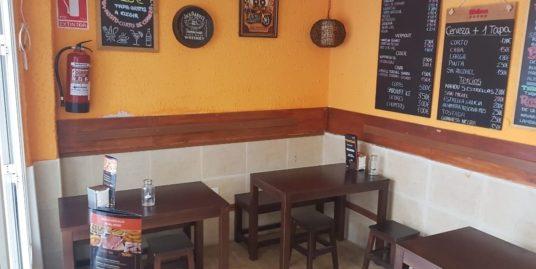 Benidorm, Bar tapas, Costa blanca