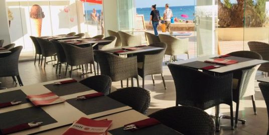 Calpe, Bar Restaurant face mer, Costa blanca