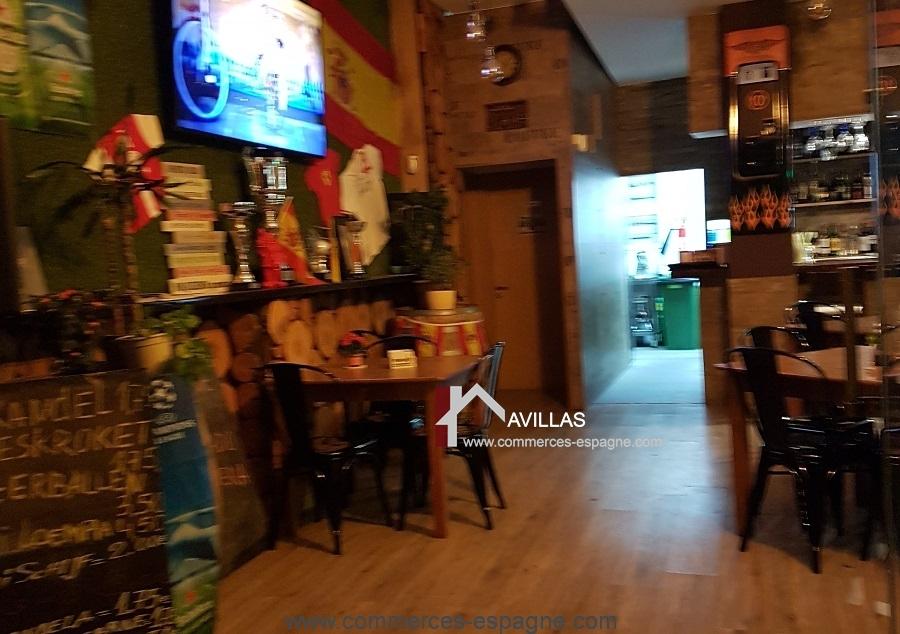 Alfas del Pi, Bar Restaurant, Costa Blancaa