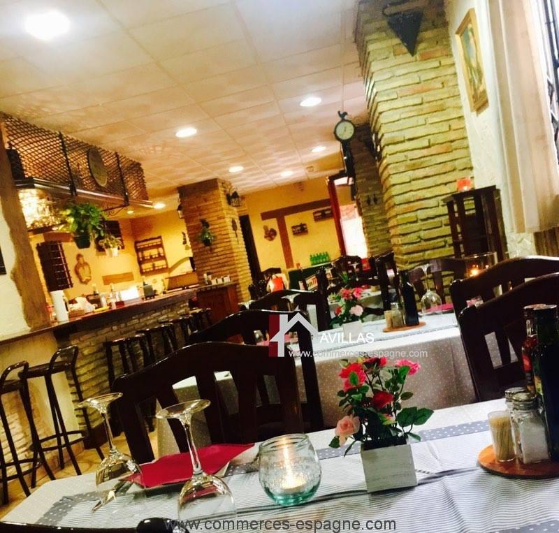 Torrevieja, Bar Restaurant, Costa Blanca