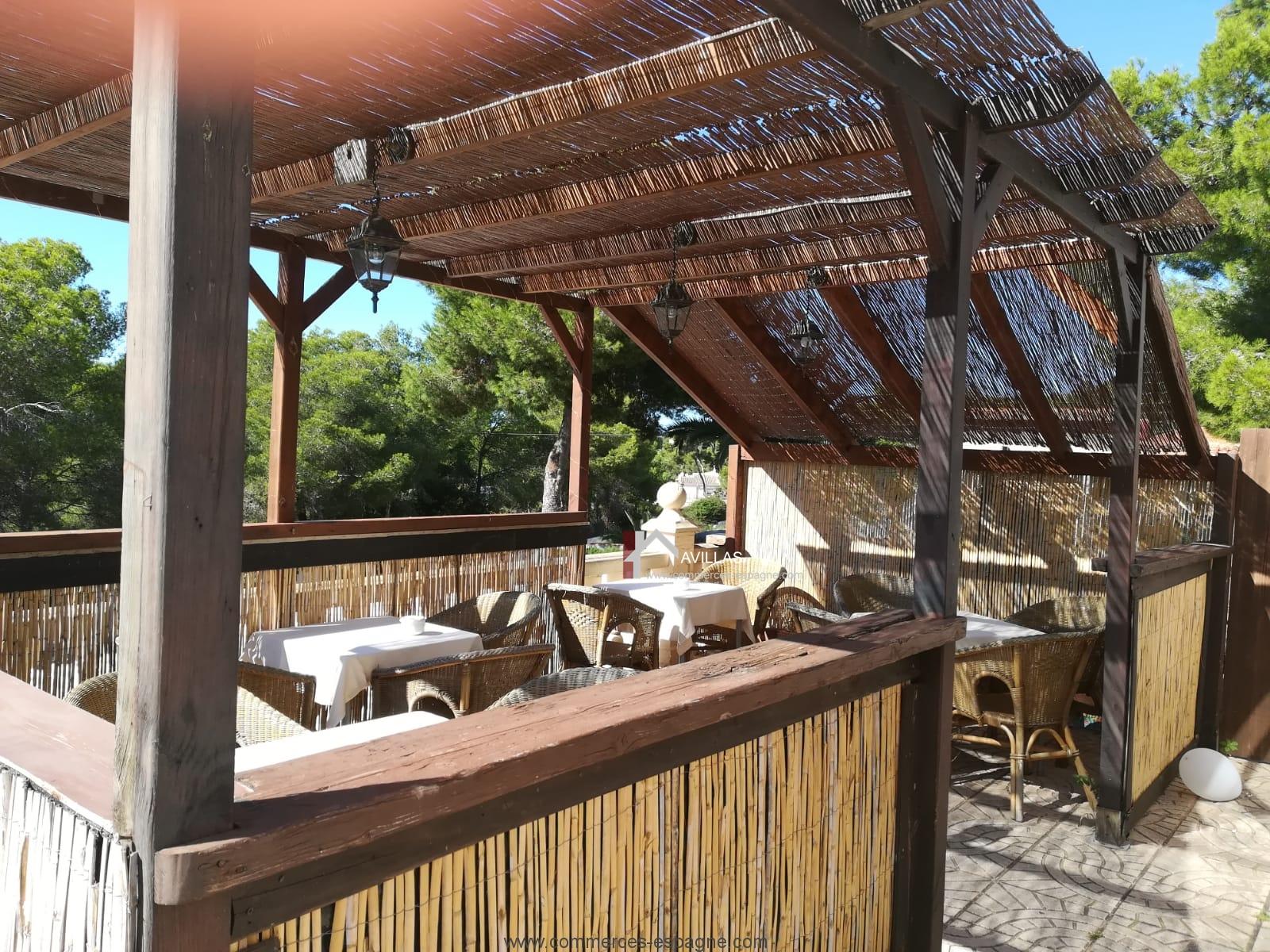 Javea, Bar Restaurant, mariages, séminaires