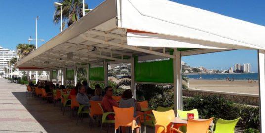Cullera, Bar Tapas, Cafeteria, première ligne de mer