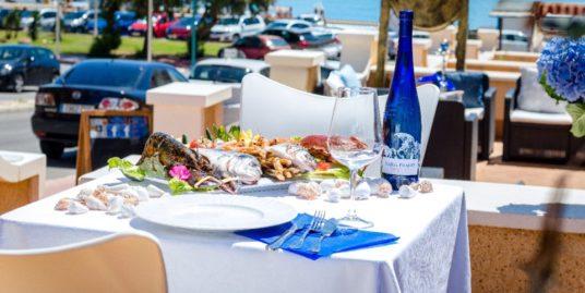 Torrevieja, Bar Restaurant bord de mer, Costa Blanca