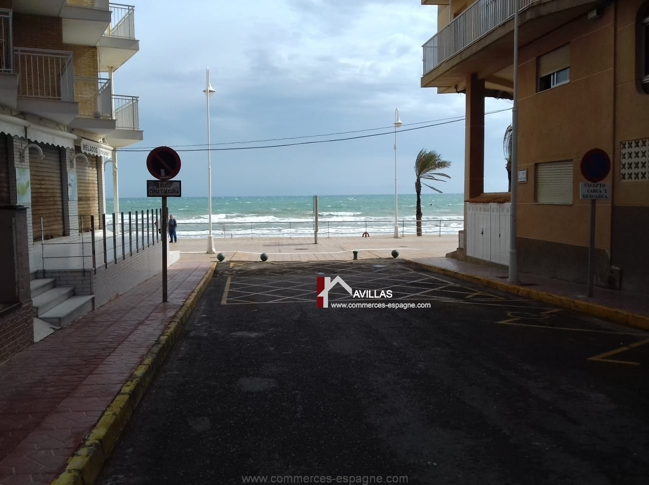 Guardamar, Local commercial avec licence