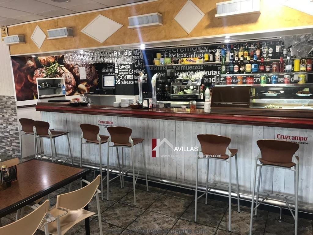 Benidorm Bar Restaurant, Costa Blanca.