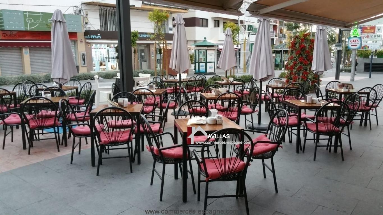 San Pedro de Alcantara, Bar Cafeteria, Glacier, Costa del Sol