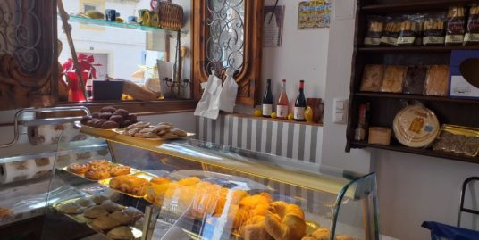 Calpe, boulangerie, Point chaud, Costa Blanca