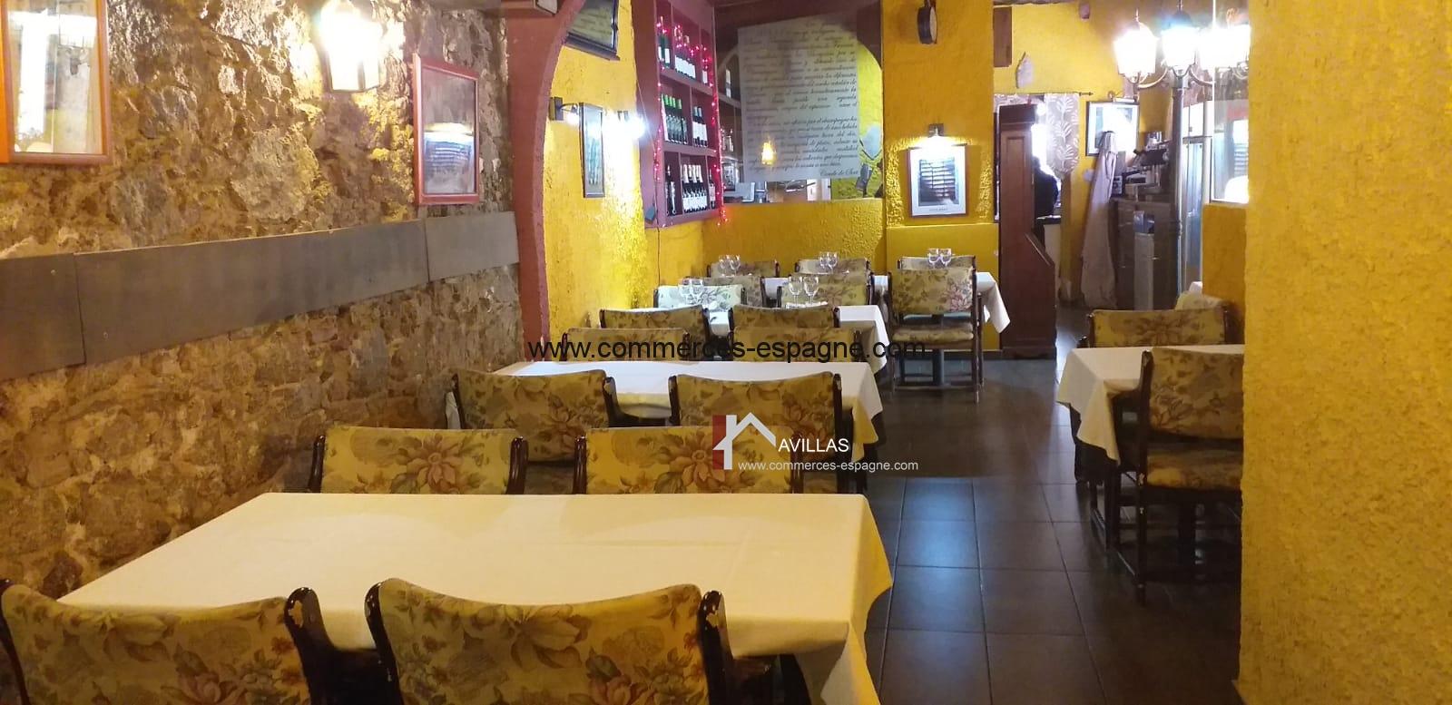 Palamos, bar Restaurant, Costa Brava