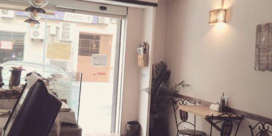 Boulangerie salon de thé à Alicante