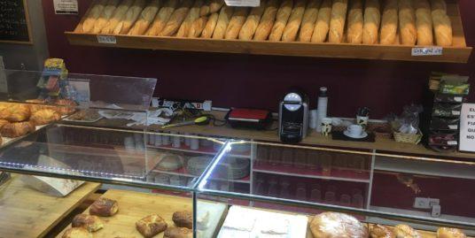 Valencia, Boulangerie pâtisserie point chaud