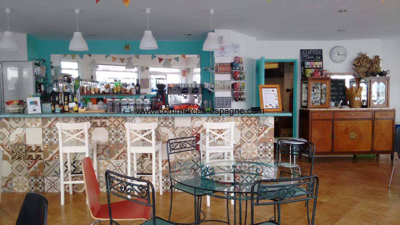 Rosas, Bar Tapas, cafeteria, Costa Brava