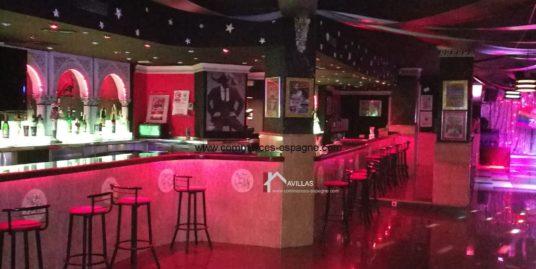 Bar de nuit, Torrevieja, Costa Blanca