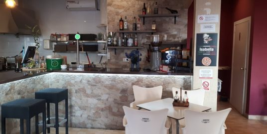 Café Bar Pizzeria, Benidorm