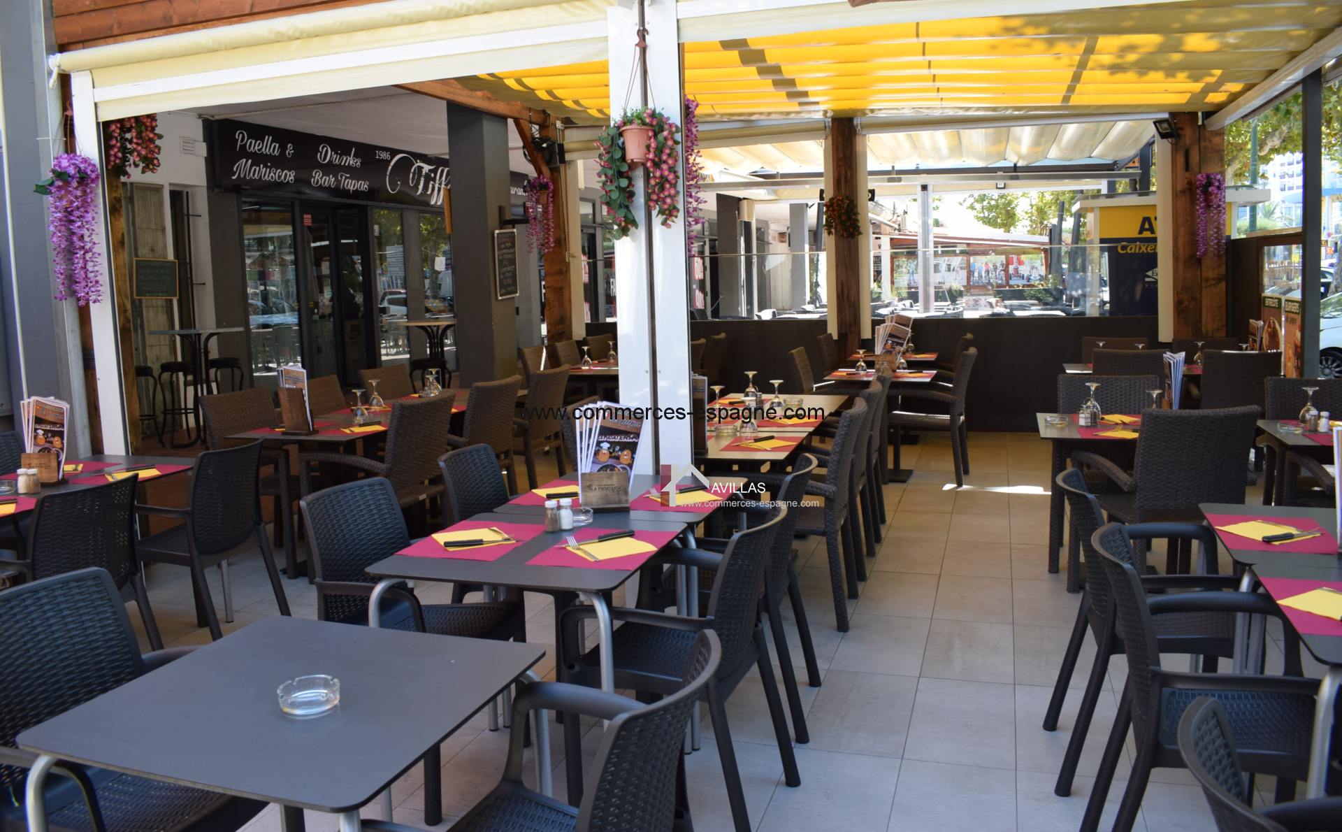 Bar-Restaurant, Empuriabrava, Costa brava