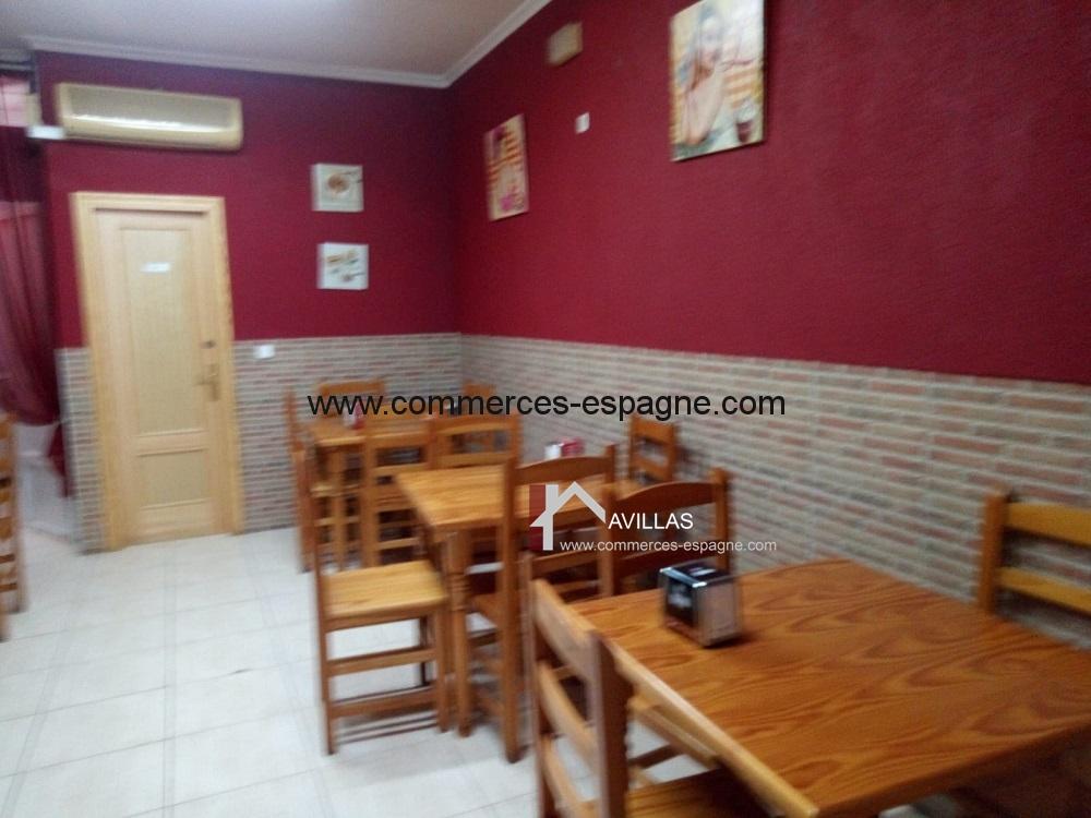 Bar cafeteria, Alicante