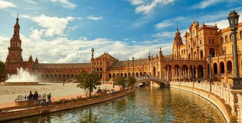 Maison d'hôtes, Seville, Andalousie