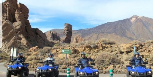 Location de Quads, Tenerife, îles Canaries