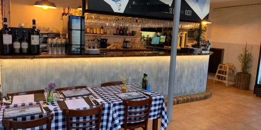 Restaurant Bar, Blanes, Costa Brava