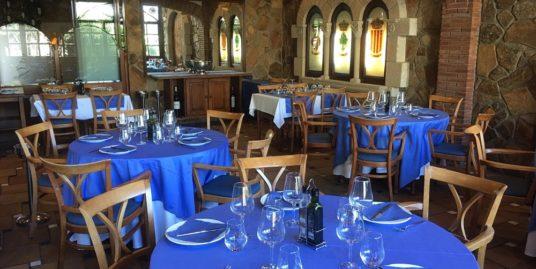 Restaurant, Lloret del mar, Costa Brava