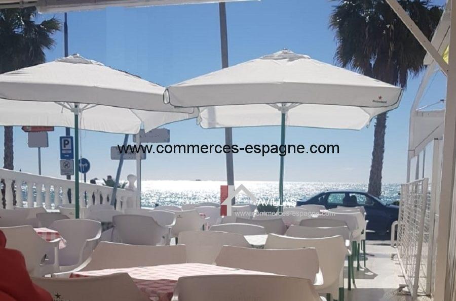 Restaurant Pizzeria face mer, Villajoyosa, Costa Blanca