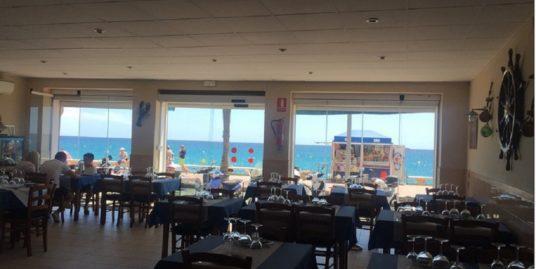 Restaurant face mer, Lloret del mar