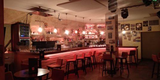 Bar de nuit à Calpe