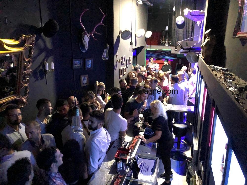 Bar de nuit, Alicante