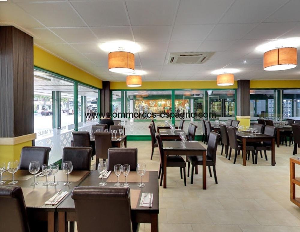 Restaurant indien à Benidorm