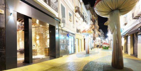 Snack à emporter, Alicante, centre ville