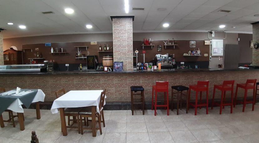 Bar restaurant torrevieja COM47112 2