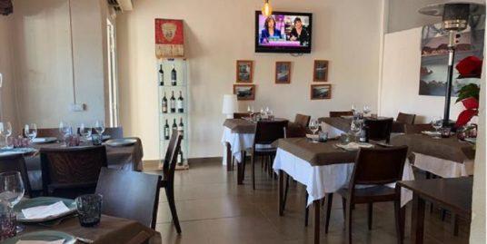 Restaurant à Moraira