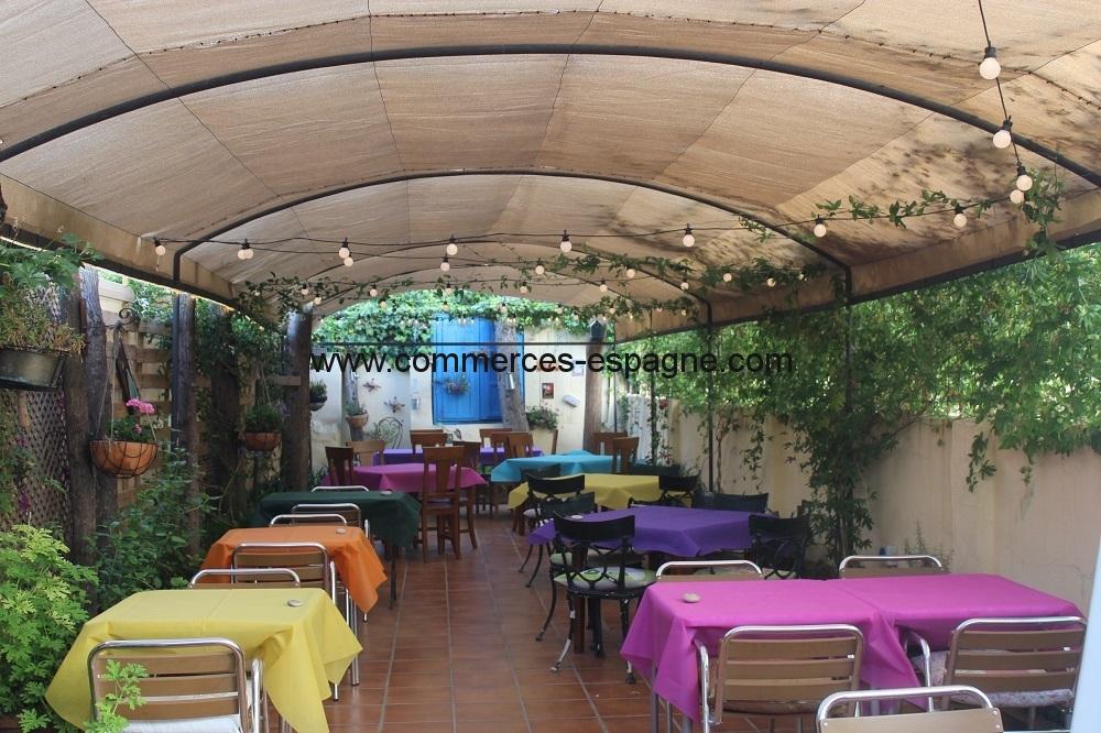 Restaurant à Villajoyosa