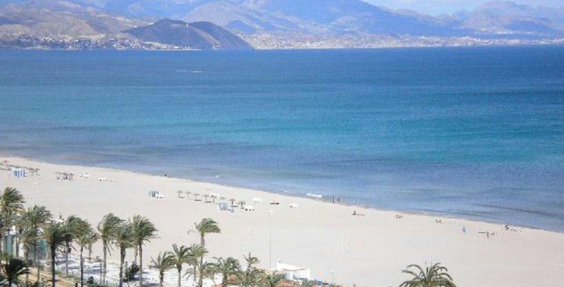 Appartement touristique, Alicante