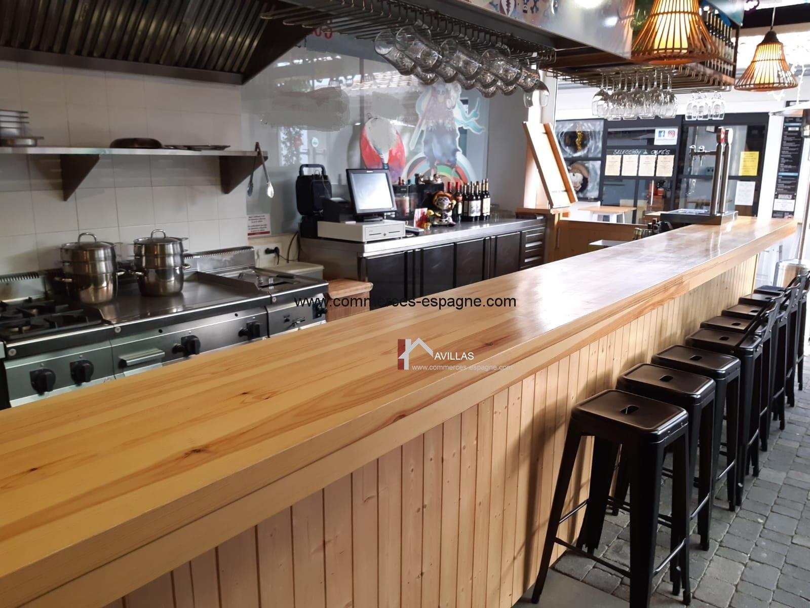 Denia, Bar Restaurant